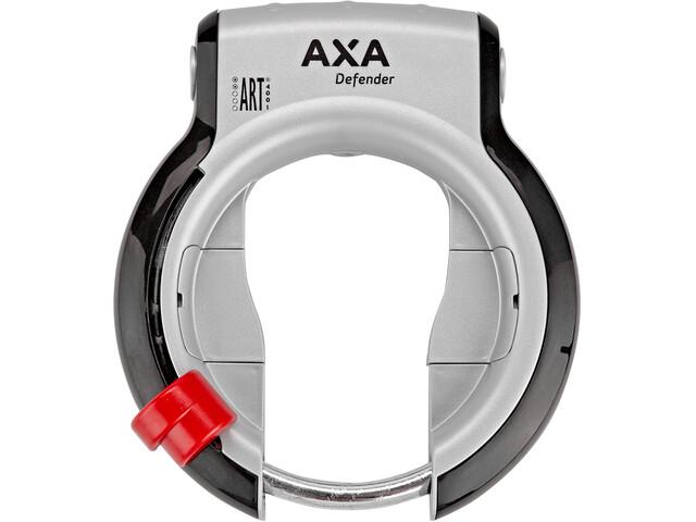 Axa Defender RL Frame Lock silver/black